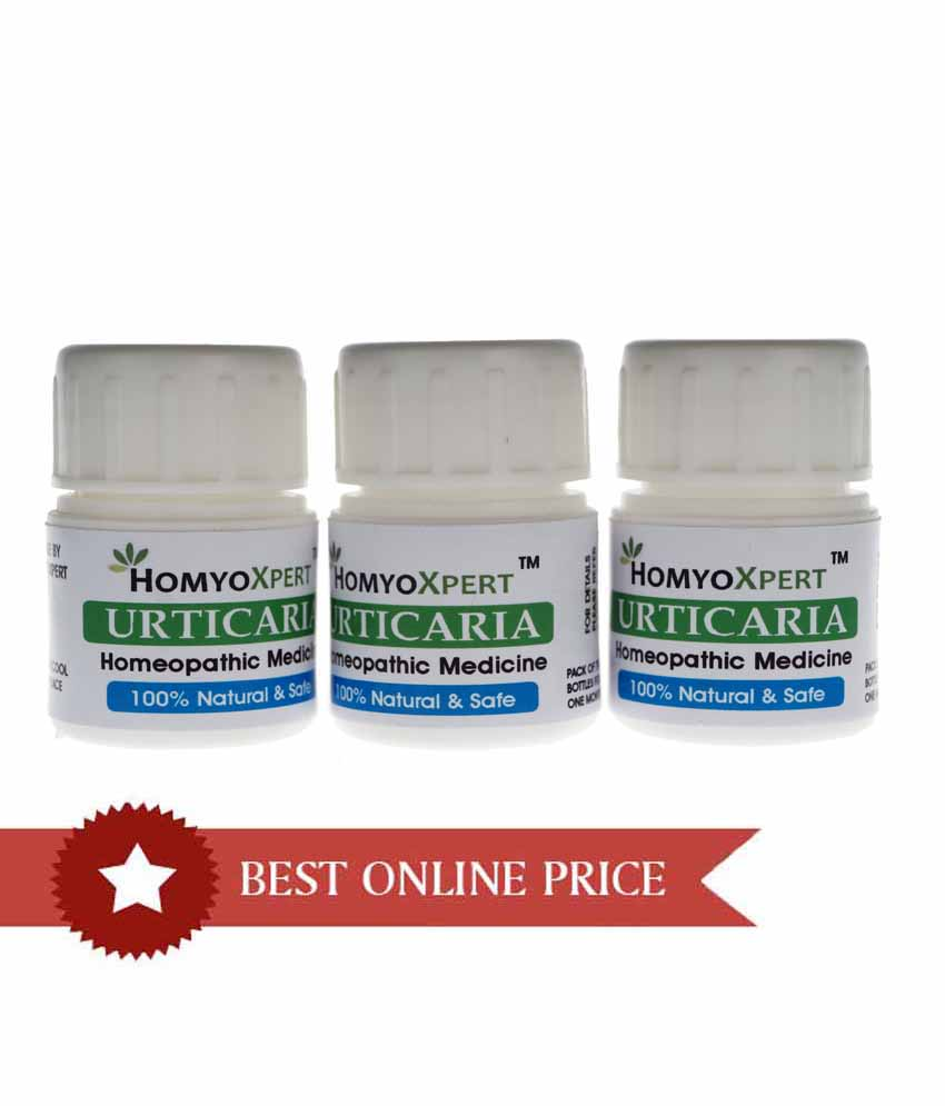 Homyoxpert Urticaria Homeopathic Medicine For One Month Homyoxpert